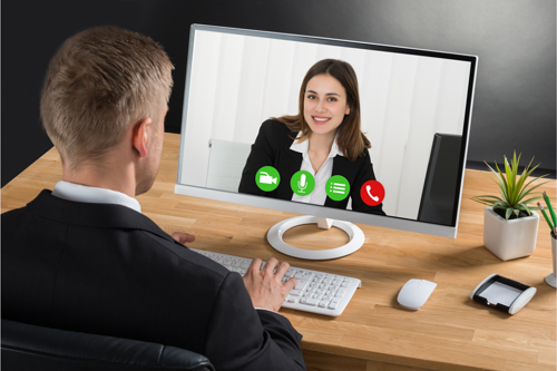 Top Six Ways to Look Your Best on a Video Call